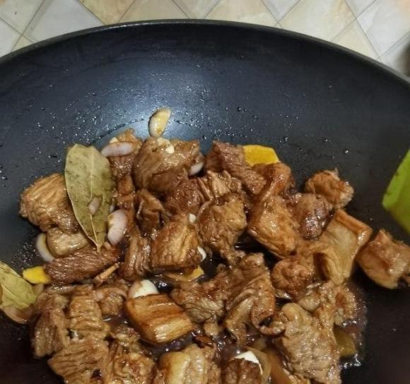 món ngon mỗi ngày, ẩm thực gia đình, ức bò kho