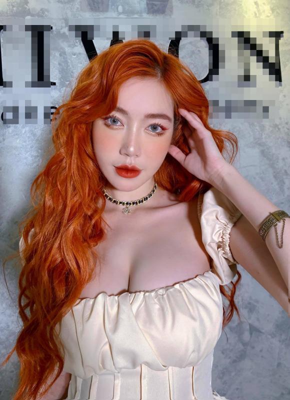 Elly Trần, Elly Trần nhuộm tóc, tóc đẹp