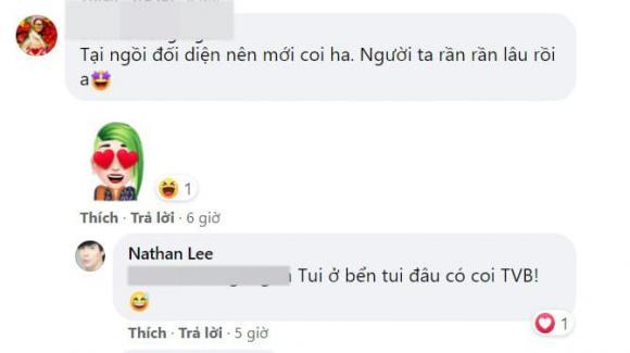 Nathan Lee, Cổ Thiên Lạc, diễn viên Hồng Kông