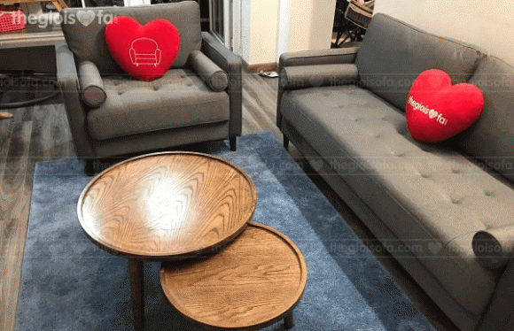 Ghế sofa ngoài trời, nội thất cao cấp, Thế Giới Sofa