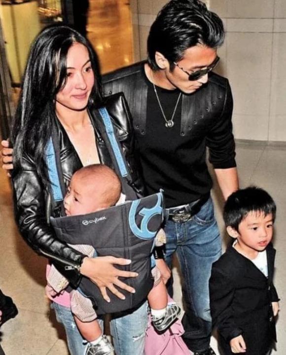 Trương Bá Chi, Trương Bá Chi và Tạ Đình Phong, Trương Bá Chi mang thai