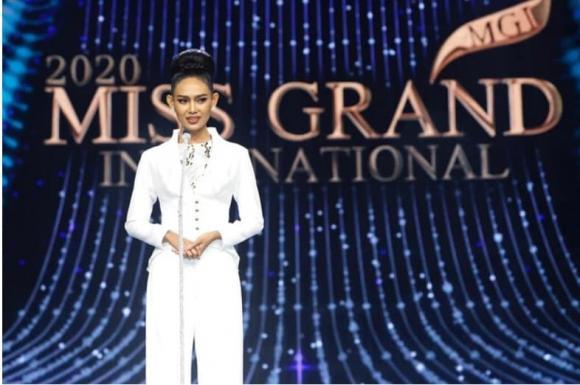 Hoa hậu Miss Grand Myanmar, Han Lay, Miss Grand International