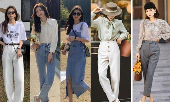 thời trang mùa hè, thời trang phụ nữ tuổi 40, trang phục đẹp mùa hè