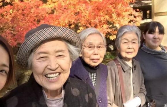 tuổi thọ, người nhật, sức khoẻ, sống lâu