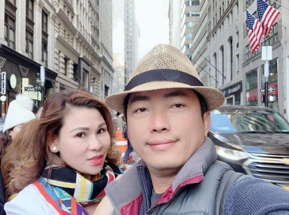 Diễn viên Kinh Quốc, Nam diễn viên, Bà xã doanh nhân,