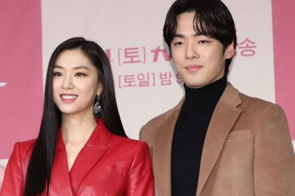 Seo Ji Hye, Kim Jung Hyun, sao Hàn