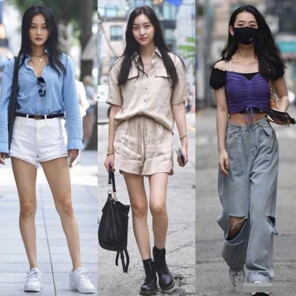 thời trang, thời trang hàn quốc, thời trang hè