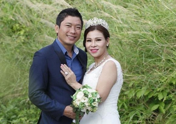 diễn viên Kinh Quốc, vợ Kinh Quốc, Kinh Quốc, Lâm Thị Thu Trà