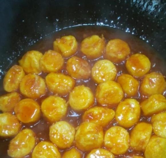món ngon mỗi ngyaf, đậu hũ trứng, món ngon cho bà bầu