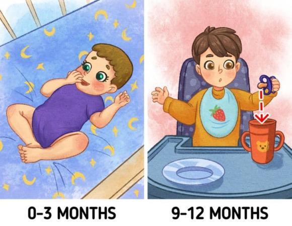chăm con, chăm trẻ sơ sinh, cách chăm con nhỏ