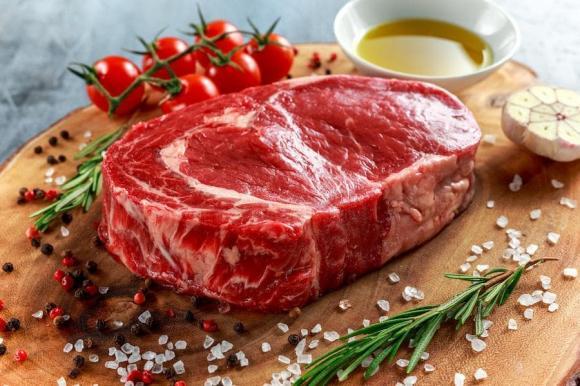 thịt bò nướng, thịt bò nướng tảng, món ngon