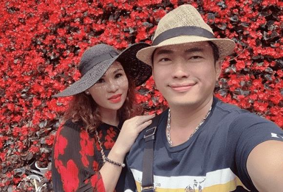 Kinh Quốc, Bà xã Kinh Quốc, Nam diễn viên, sao Việt