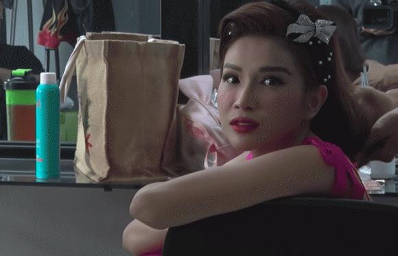 Lý Nhã Kỳ, Sao Việt, Nữ diễn viên, Nữ hoàng kim cương,