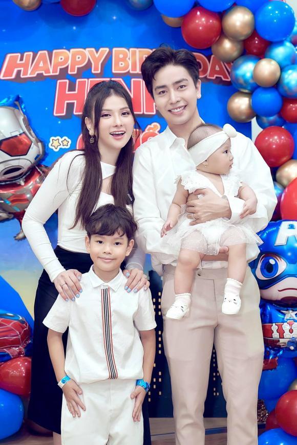 ca sĩ Thu Thủy, con trai ca sĩ Thu Thủy, sao Việt