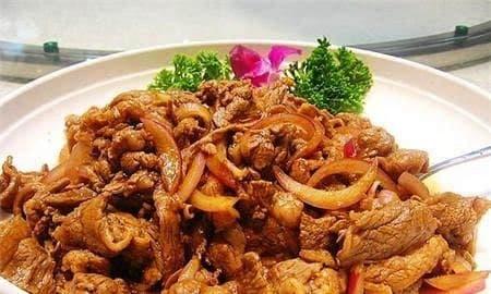 món ngon mỗi ngày, ẩm thực gia đình, thịt bò xào hành tây