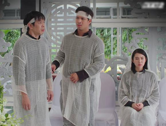 Cây táo nở hoa, diễn viên Thái Hoà, diễn viên Nhã Phương, sao Việt