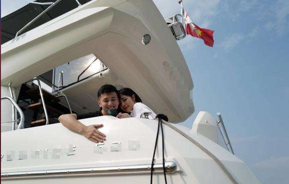 Huỳnh Anh, Bạch Lan Phương, Nam diễn viên, Sao Việt