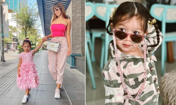 Hà Anh, siêu mẫu Hà Anh, con gái Hà My