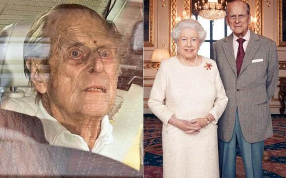 hoàng thân philip, nữ hoàng anh, chồng nữ hoàng anh