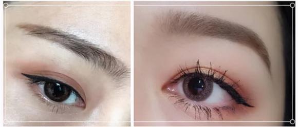 phấn mắt, da vàng, trang điểm, makeup