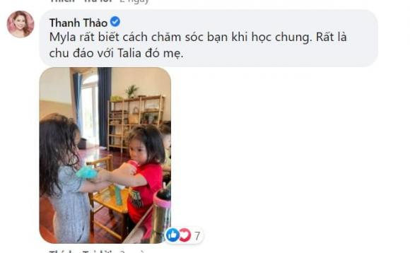 siêu mẫu Hà Anh, con gái Hà Anh, bé Myla