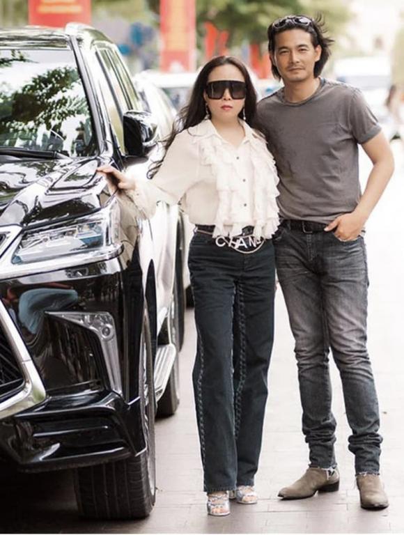 diễn viên Quách Ngọc Ngoan, doanh nhân Phượng Chanel, sao Việt