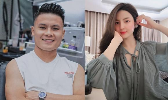 Quang Hải, bạn gái tin đồn của Quang Hải, Chu Thanh Huyền