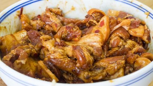 thịt lợn hấp, món ngon, cách nấu ăn