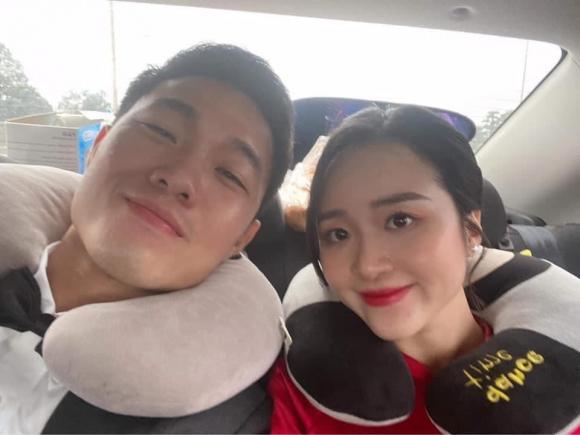 Xuân Trường, Nhuệ Giang, vợ của Xuân Trường