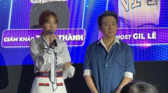 MC Trấn Thành, danh hài Trấn Thành, ca sĩ Hari Won, diễn viên Hari Won, sao Việt