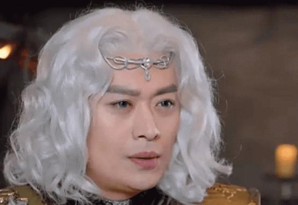 Huỳnh Hải Băng, sao Hoa ngữ, mỹ nam cổ trang
