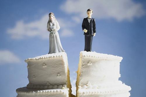 Giấc mơ, giải mã giấc mơ, hôn nhân tan vỡ