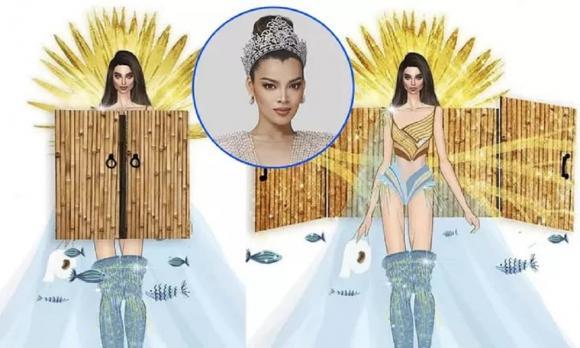 Hoa hậu Ấn Độ, Hoa hậu nhiễm Covid - 19, Miss Universe
