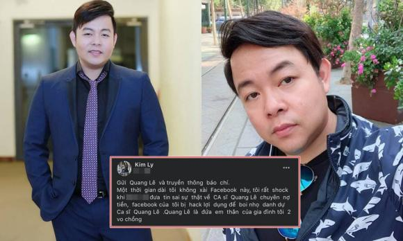 Quang Lê, ca sĩ Quang Lê, sao Việt