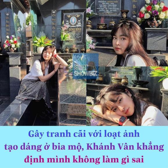 ca sĩ Vũ Hà, diễn viên Khánh Vân, sao Việt