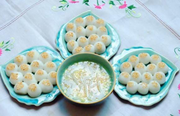 Tết Hàn thực, bánh trôi bánh chay, bí quyết nấu ăn, món ăn ngon