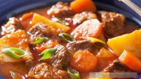 món thịt bò, bò hầm, dạy nấu ăn, mẹo nấu ăn