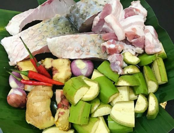 cá kho chuối, cách làm cá kho chuối, món ngon