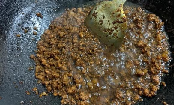 món ngon mỗi ngày, ẩm thực gia đình, thịt chưng mắm