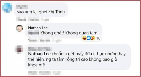 Nathan Lee, Nam ca sĩ, Ca sĩ triệu đô, Ngọc Trinh