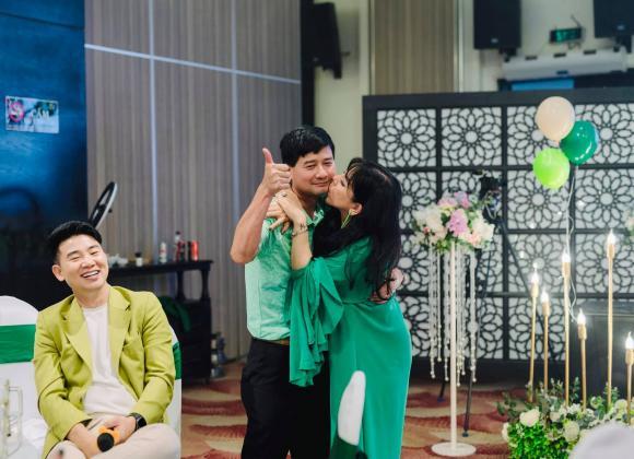 Minh Chuyên, sinh nhật con trai Minh Chuyên, sao Việt