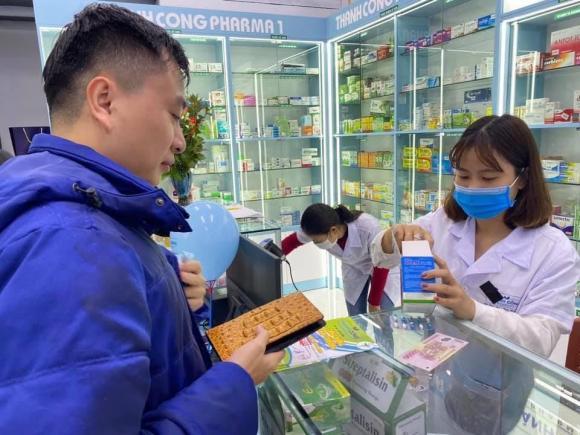 Thành Công Pharma, Nhà thuốc uy tín