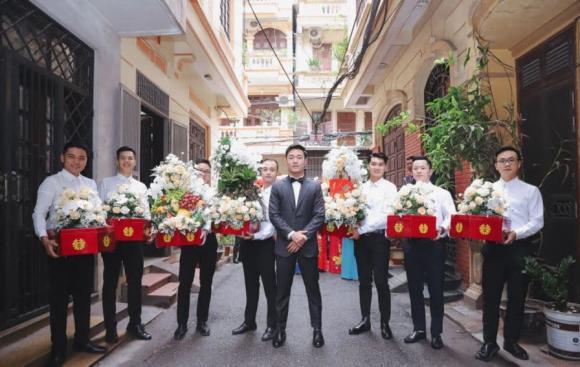 Xuân Trường, lễ ăn hỏi Xuân Trường, cầu thủ Việt, thanh niên