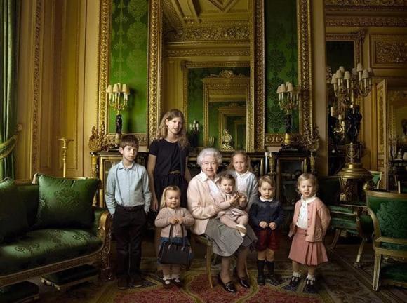 Hoàng thân Philip, Hoàng gia Anh