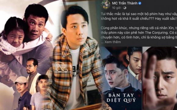 MC Trấn Thành, sao Việt, danh ca Tuấn Ngọc, NSND Việt Anh, diễn viên Tuấn Trần