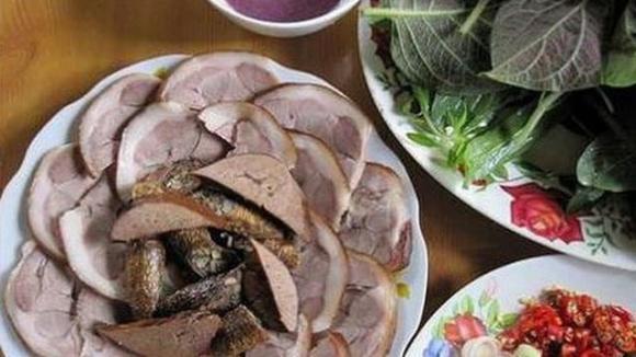 giá đỗ, gan, thịt chó, món ăn kị nhau