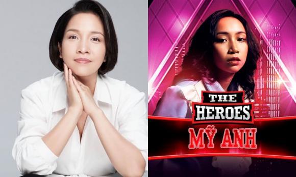Diva Mỹ Linh, Mỹ Anh, sao Việt