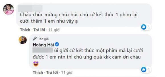 NSƯT Hoàng Hải, Hoàng Hải, sao Việt