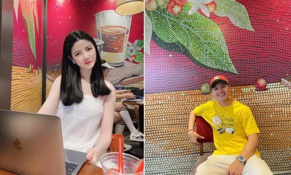 Quang Hải, Chu Thanh Huyền, hot girl