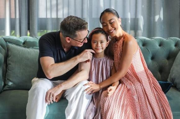 bé Sol, con gái Đoan Trang, Đoan Trang